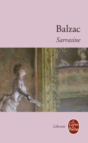 Sarrasine (Le Livre de Poche) (French Edition)
