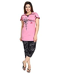KuuKee Women capri set