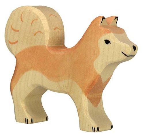 Holztiger Wooden Husky