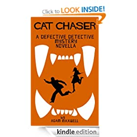 The Defective Detective : Cat Chaser