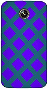 Timpax protective Armor Hard Bumper Back Case Cover. Multicolor printed on 3 Dimensional case with latest & finest graphic design art. Compatible with Google Nexus-6 Design No : TDZ-22988