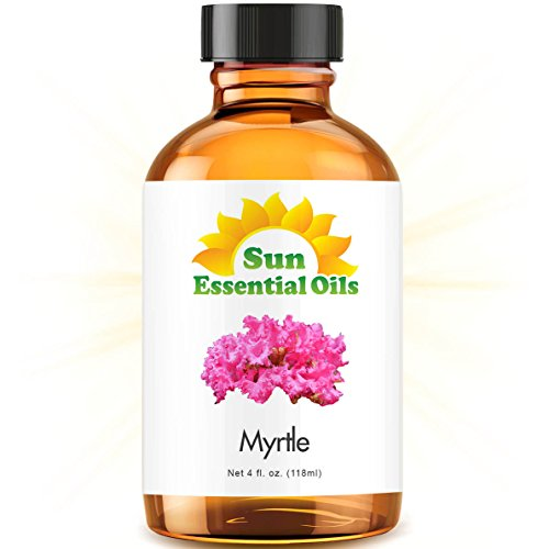 Myrtle (Large 4 ounce) Best Essential Oil