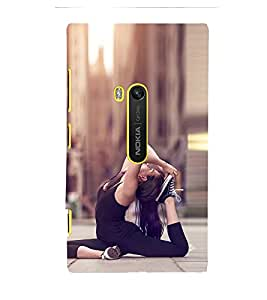 Ebby Premium Printed Mobile Back Case Cover With Full protection For Nokia Lumia 920/Microsoft Lumia 920 (Designer Case)