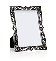 Cut Work Diamant Photo Frame 13 x 17cm (5 x 7