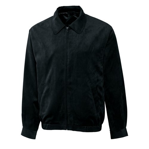 Cutter & Buck City Micro Suede City Bomber Jacket - REGULAR SIZES at Amazon.com