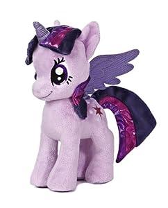 "Aurora World My Little Pony Princess Twilight Sparkle Pony Plush, 10"""