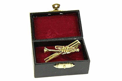 Trompete-Krawattennadel-Krawattenhalter-mit-Box-Miniblings-Blasmusik-vergoldet