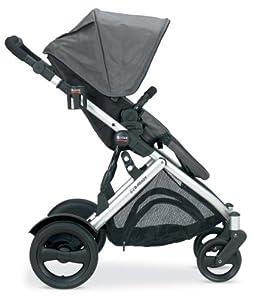 britax b ready stroller slate. Black Bedroom Furniture Sets. Home Design Ideas