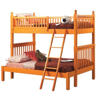 Vermont Tubbs Garden Gate Beaded Bunk Bed