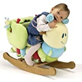 Little Bird Told Me - Curious Caterpillar Infant Rocker