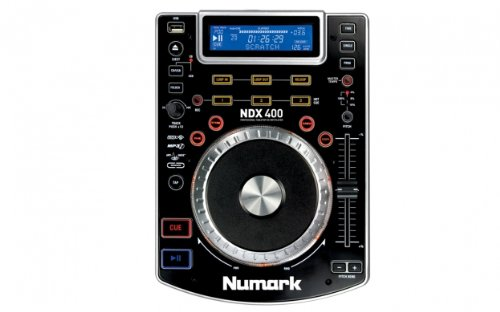 Numark NDX400 CD / Media player