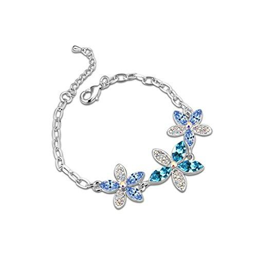 adisaer-plaque-or-bracelet-femme-or-blanc-bracelets-charms-fleur-bleu-zirconium-16cm