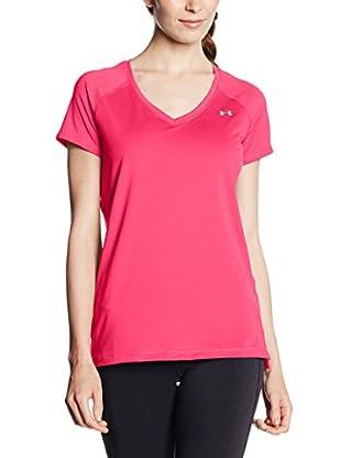 Under Armour Camiseta Técnica Heatgear (Rojo)