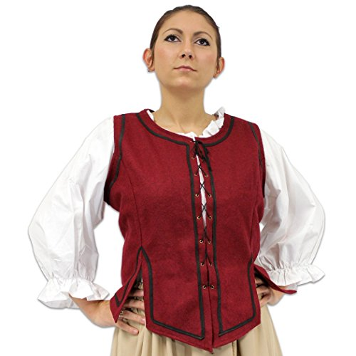 Medieval Tavern Wench
