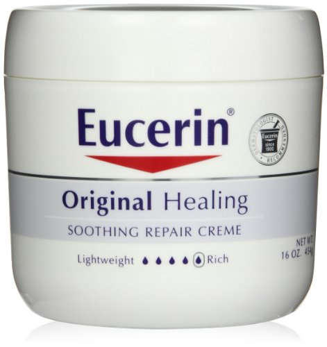 Eucerin Original Healing Soothing Repair Creme,