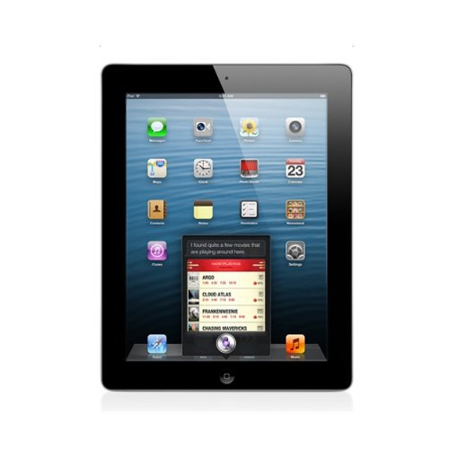 Apple iPad 4th Generation 64GB Wifi with Retina Display Black