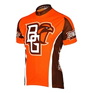 NCAA Bowling Green State University Falcons Cycling Jersey by Adrenaline Promotions