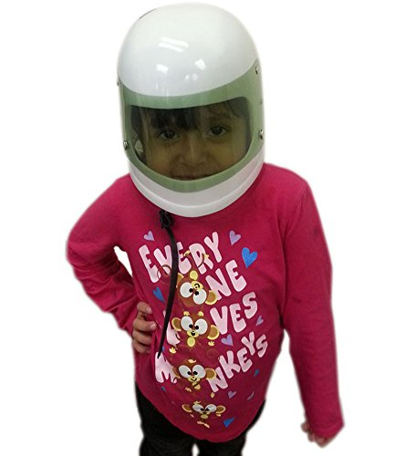 Child Size Space Helmet - Astronaut Space Helmet In Child Size For Costume