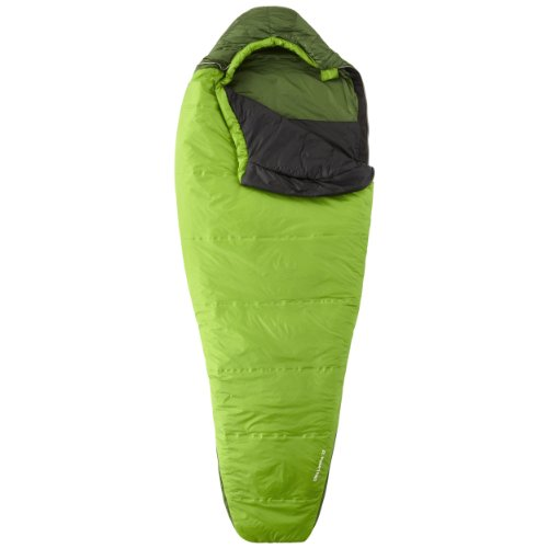 Mountain Hardwear Ultra Lamina 32 Sleeping Bag – Men's Long Backcountry Green Left Hand