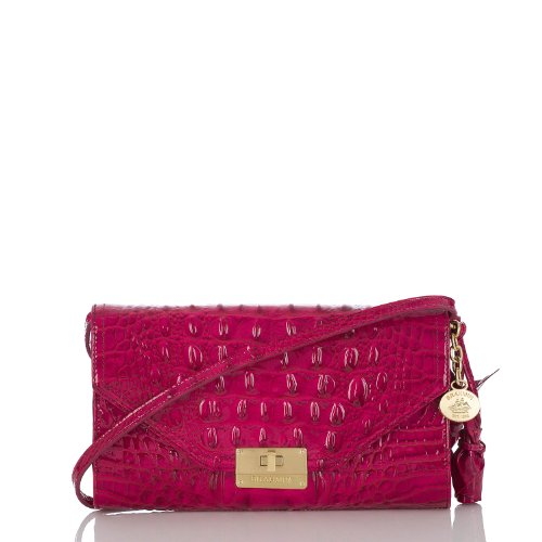 Sophie Clutch<br>Lady Melbourne Glossy Rouge