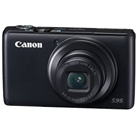 Canon fW^J Powershot S95 PSS95 1000fxCCD w3.8{Y[ Lp28mm 3.0^t F2.0