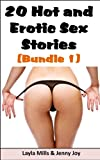 img - for 20 Hot and Erotic Sex Stories book / textbook / text book