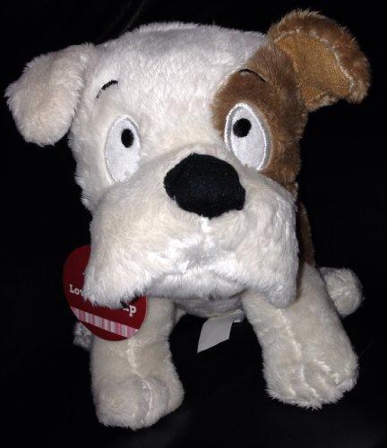 """Hallmark Soft Plush Dog 10Inch """"Love You Pup"""""""