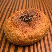【ビッケベーグル】糖質制限小麦ふすま黒ごまあんパン(5個入)