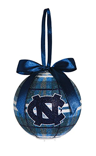 100Mm Led Ball Ornament, University Of North Carolina