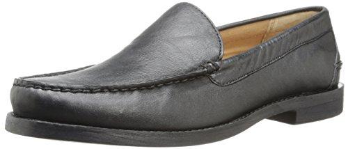 Polo Ralph Lauren Men'S Kristoffer Slip-On Loafer,Black,10.5 D Us