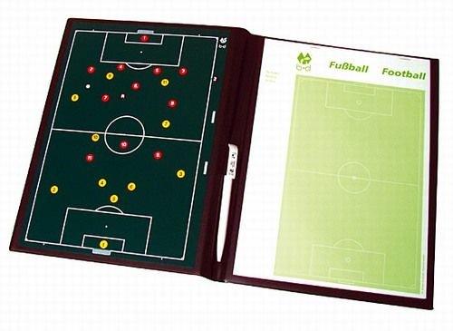 b+d Ersatzblock für Taktikmappe für Fußball