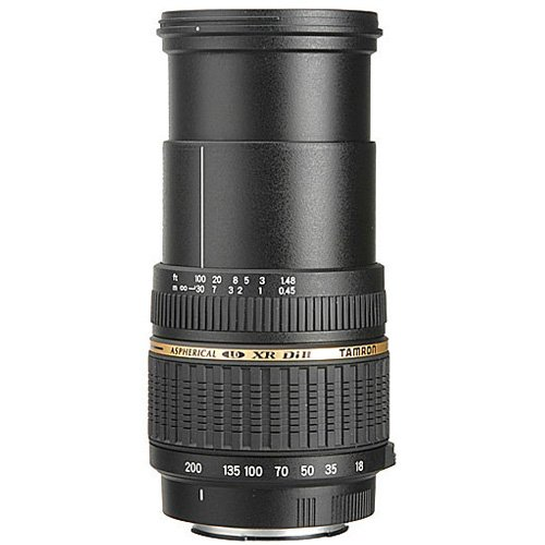 Tamron - Aspherical [IF] MACRO AF 18-200mm F/3.5-6.3 XR Di II LD Lens-Suitable for Canon