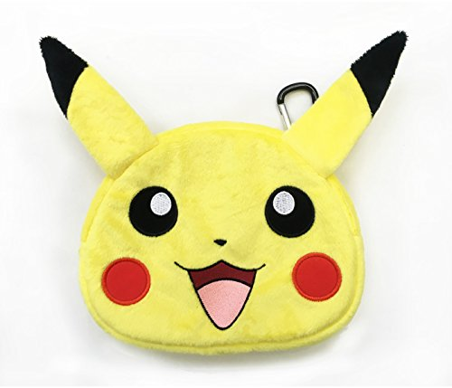 HORI-Universal-Pikachu-Plush-Pouch-for-New-Nintendo-3DS-XL