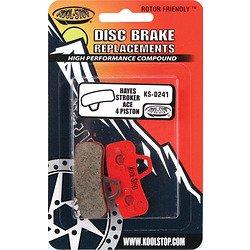 Buy Low Price Kool Stop Hayes Stroker ACE Disc Brake Pads, KS-D241, Organic (KS-241)