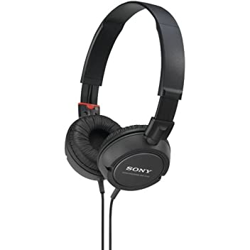 Sony MDR-ZX100/BLK Studio Monitor Headphones -  take your music to go with the MDR-ZX100 ZX Series stereo headphones , which boast 30mm drivers and extra comfortable earpads in a noise-canceling, supra-aural design.  Cord: 47 1/4 in., Power Handling ...