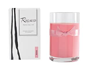 Amazon.com: Rigaud Paris, Rose Large Candle Recharge