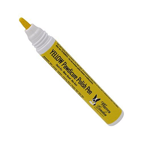warren-london-pawdicure-polish-pen-dog-nail-polish-yellow