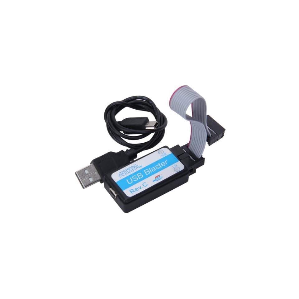 5PCS altera Mini Usb Blaster Cable For CPLD FPGA NIOS JTAG Altera Programmer NEW
