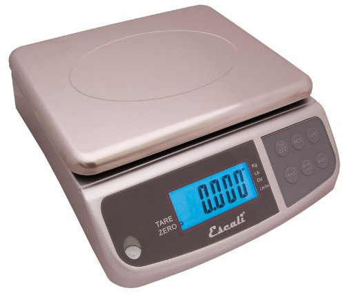 Escali M-Series NSF Multifunctional Scale, 66 lb/30 kg (Industrial Food Scale compare prices)