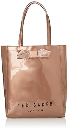 Ted Baker XA3W-XBF9-GEMCON Evening Bag,Rose Gold,One Size