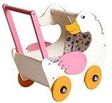 Small Foot Design 8757 Doll's Pram Gerda the Goose