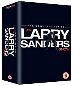 The Larry Sanders Show - Complete [DVD] [1992]