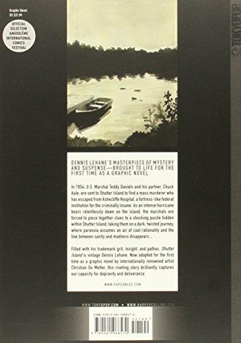 Shutter Island Graphic Novel