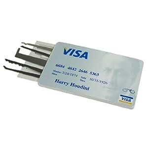 Kreditkarten Dietriche : James Bond
