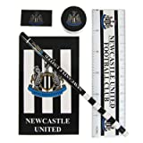 Nufc 5pc Note Pad Set Black/White One Size