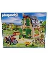 Playmobil 5961 La ferme plus les accessoires