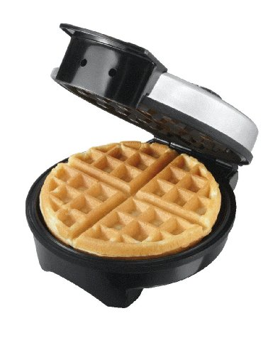 Check Out This Oster CKSTWF2000 Belgian Waffle Maker, Stainless Steel