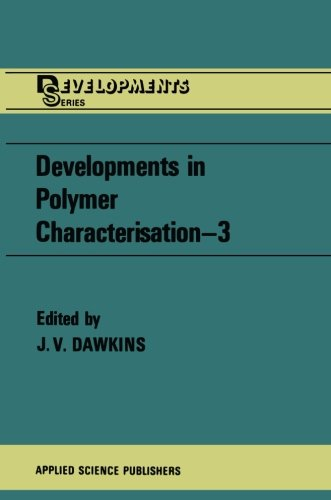 Developments In Polymer Characterisation - 3