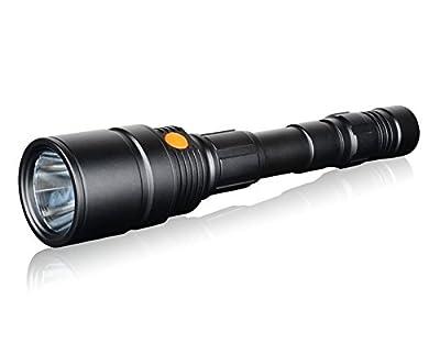 Klarus ST30-U Cree XM-L2 Waterproof LED Flashlight,Black,1080 Lumens from Klarus