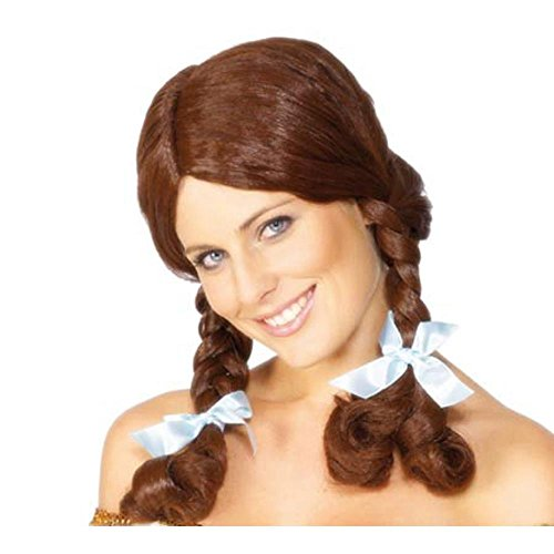 Adult Dorothy Wizard of Oz Costume Wig